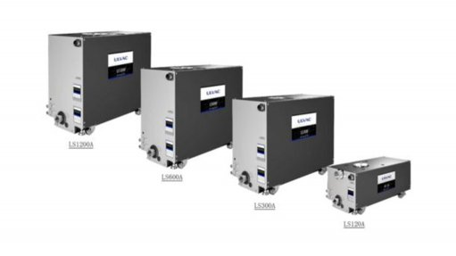 High-speed dry vacuum  pumps series launched