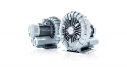 BLOWING AWAY COMPETITION Side-channel blowers across the range will maximise offerings