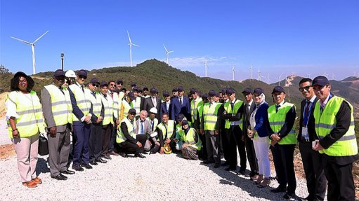 Acwa Power inaugurates first wind farm in Morocco