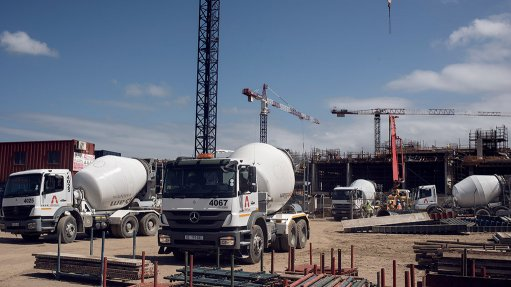 AfriSam offers  'mine-ready' concrete, technical expertise