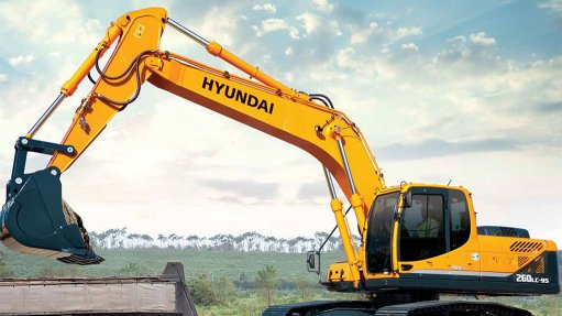 New crawler excavator available  to local market
