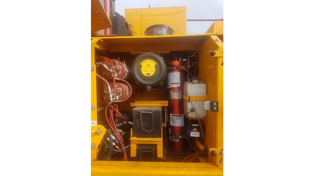 Fire away with FOGMAKER fire-suppression system at Electra Mining 2018