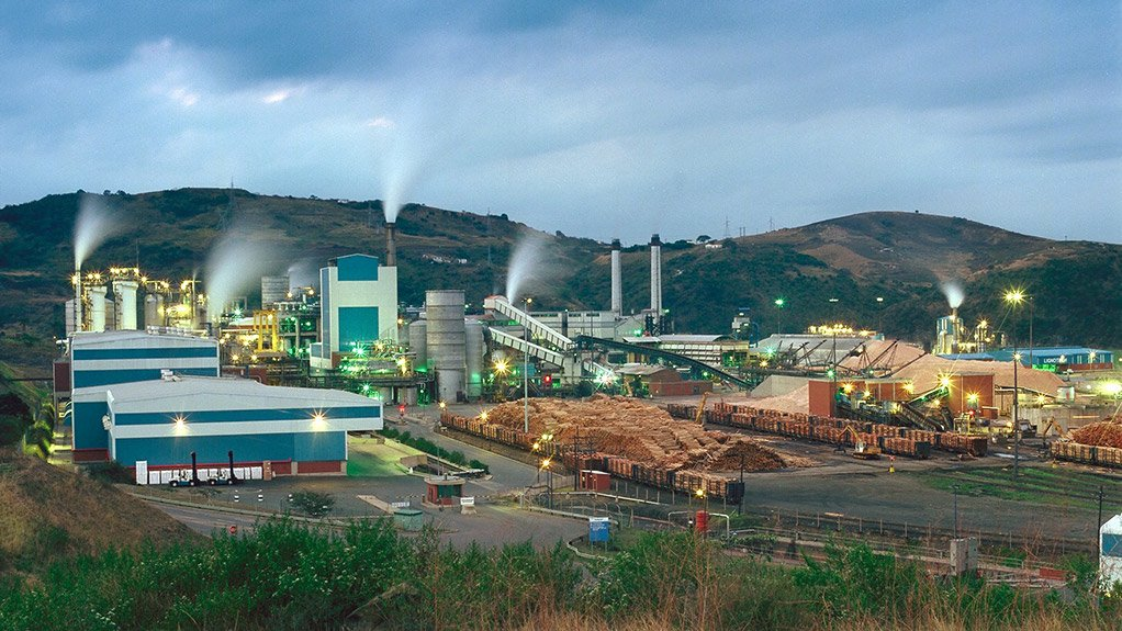 ENTRENCHED PLAYER   Sappi Southern Africa's KwaZulu-Natal operations contribute R11.7-billion to the province's economy yearly