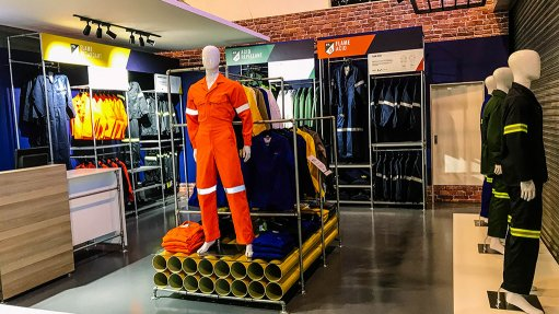 Industrial workwear showroom aims to extend business reach