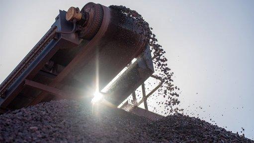 New iron-ore mine  showing profitability