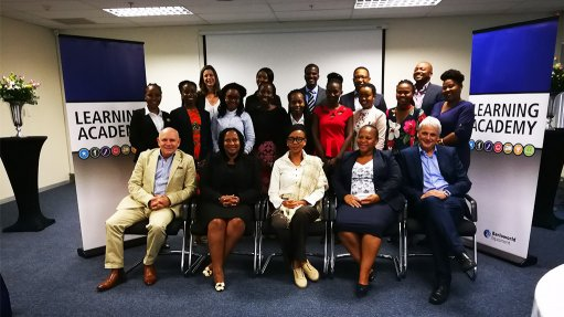 Graduate programme  ensures pipeline of new talent