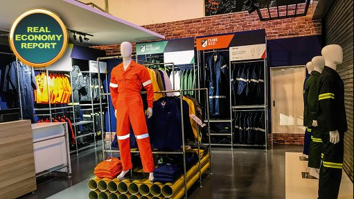 Industrial clothing company opens showroom to get closer to end-users
