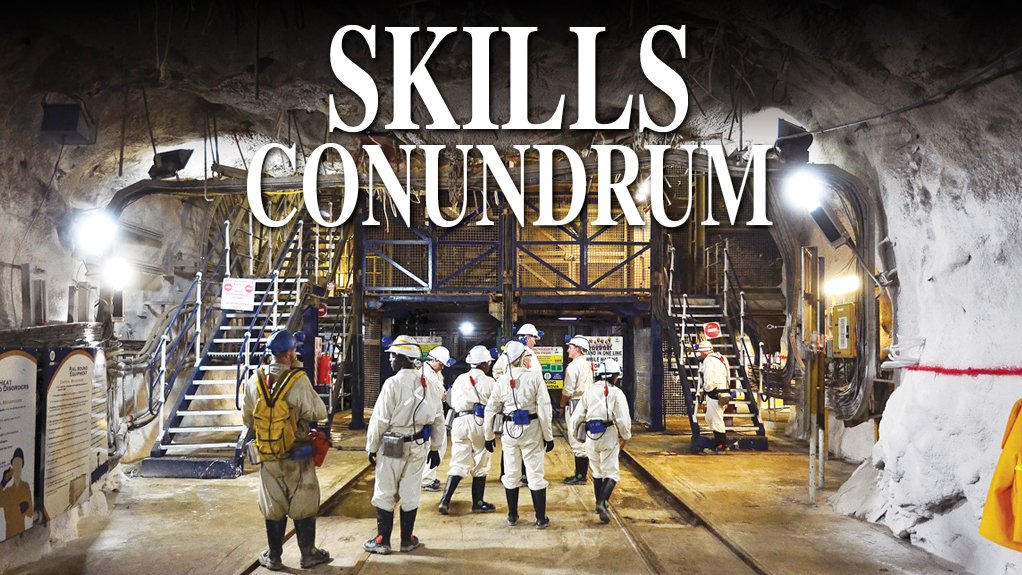 Mining industry slows skills development, employs more unskilled labour