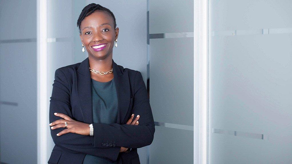 GAIA Infrastructure Capital CEO Prudence Lebina