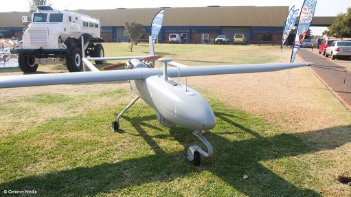 Action needed to integrate UAVs into civil air space in South Africa – Denel
