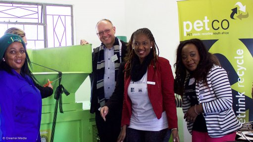 PET industry supports local waste recycling entrepreneurs