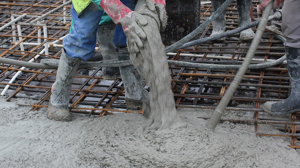 PERFECT FOR PUMPING  Chryso admixtures are used in concrete pumping applications