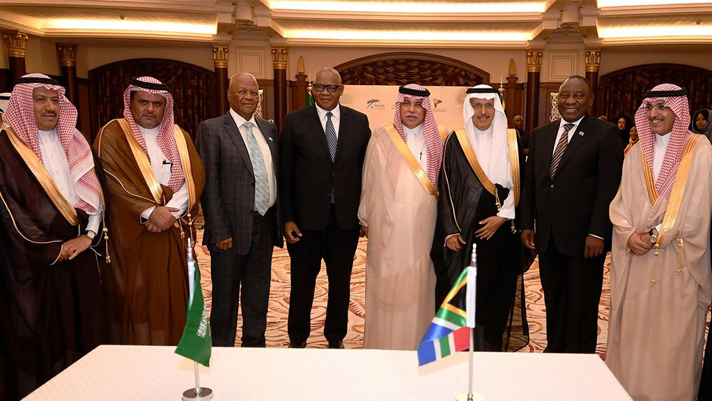 Acwa investment agreement signed with CEF