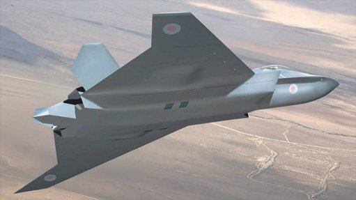 Britain unveils progress in high technology combat aircraft project