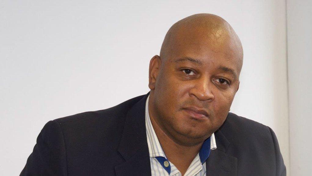 THAMSANQA SITHOLE New port manager for Richards Bay