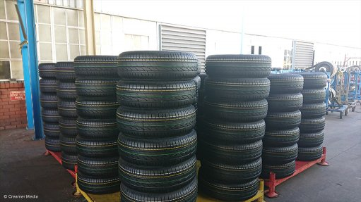 Bridgestone South Africa's manufacturing plant showcases rubber innovation