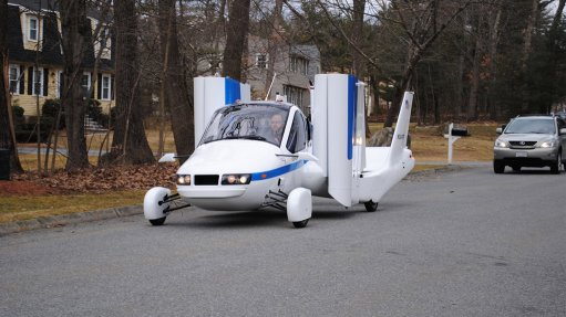 Terrafugia flying car to hit market in 2019