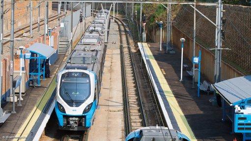 Rail company supports community development