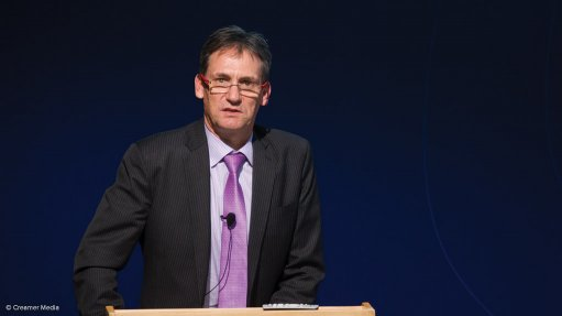 Anglo American Platinum CEO Chris Griffith