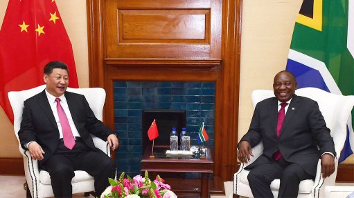 South Africa signs $14bn trade agreements with China