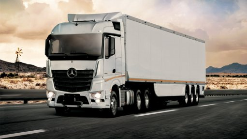 New Actros promises R300 000 in savings, despite SA's dirty fuel