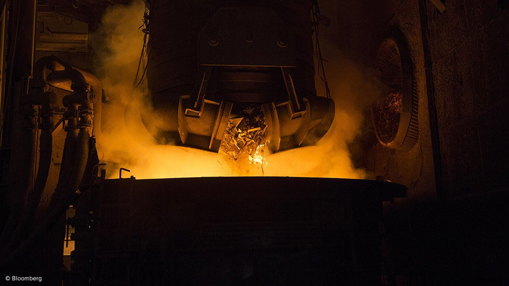 BRINGING THE HEAT  Industrial furnaces and ovens are primarily used by industries to heat-treat metals to generate steam