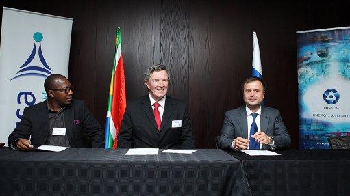 Necsa, Rosatom subsidiary partner on nuclear medicine