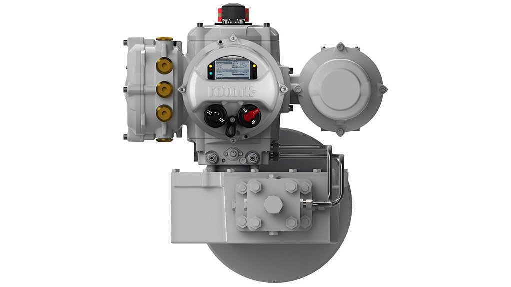 SKILLFUL MONITORING The Skilmatic actuator is effectively integrated to monitor performance and maximize safety