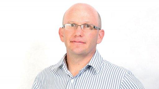 Hulamin CEO Richard Jacob
