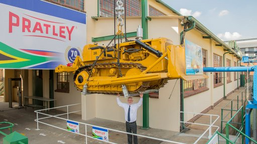 Do-it-yourself works for Pratley as it turns 70