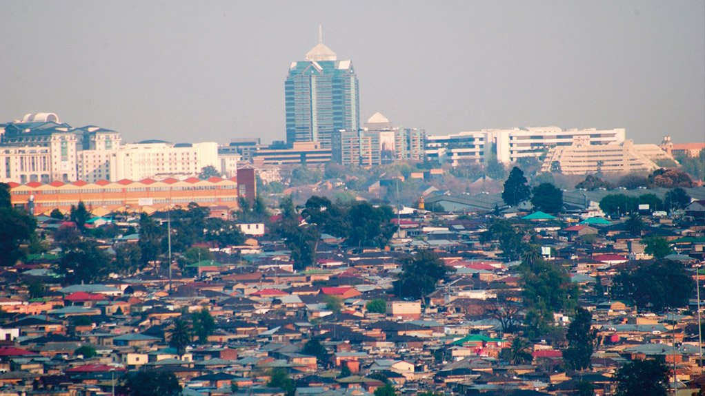 URBANISATION There is a need for robust and sophisticated infrastructure to support and sustain increasing urbanisation in Africa