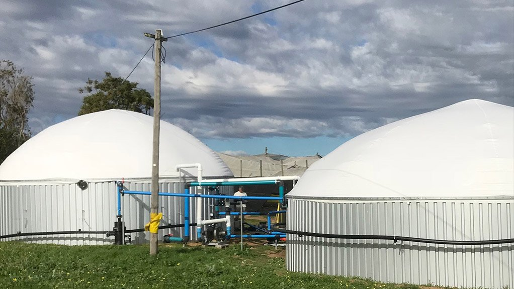 Biogas plant demonstrates potential using new tech