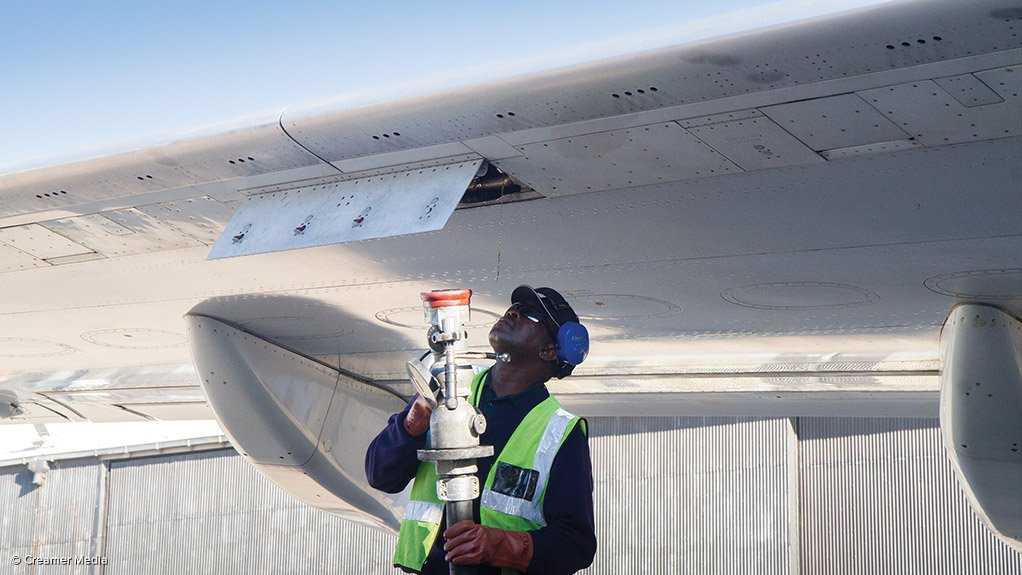 PROOF OF CONCEPT Waste to Wing aims to prove that biojet fuel can be used economically in South Africa and that it can offer an inclusive value chain