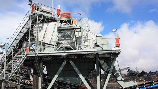 Intensive coal  screening requires  fit-for-purpose equipment