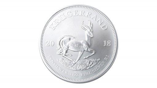 New silver bullion Krugerrand goes on sale