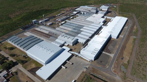 Sumitomo Rubber's truck and bus tyre plant starts production
