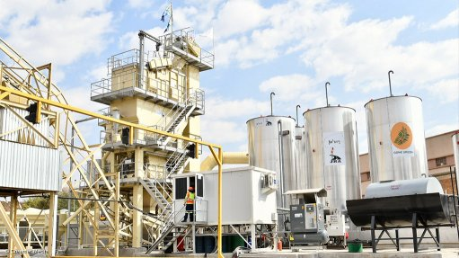 JRA reopens expanded asphalt plant to better meet city's infrastructure needs