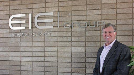 EIE Group Chief Executive Officer Gary Neubert