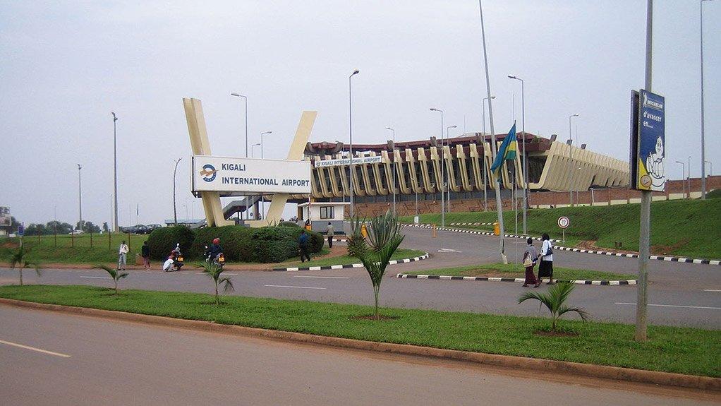 Kigali International Airport, Rwanda