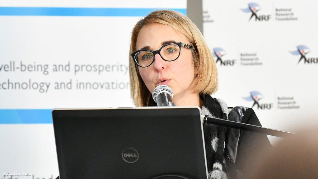 University of KwaZulu-Natal professor Cristina Trois