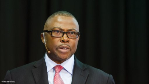 Transnet signals intention to suspend CEO Gama