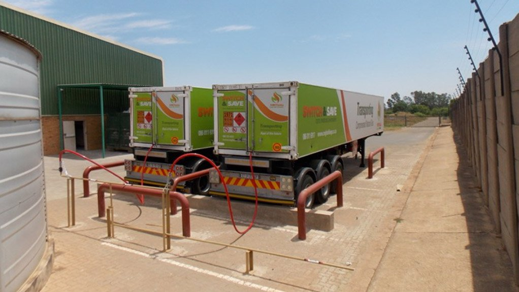 VIRTUALLY FREE CNG has quickly become the go to for SA's gas needs