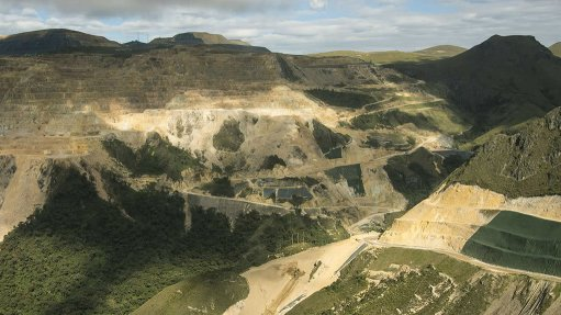 La Zanja mine, Peru