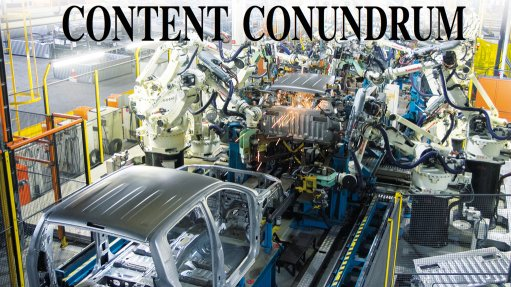 Auto thought leader on need to build Tier 2 and 3 suppliers as local content falls