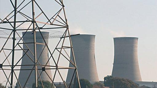 The Kelvin power station