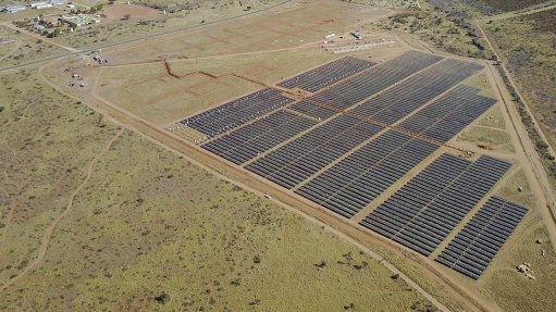 Two solar plants opened in Namibia