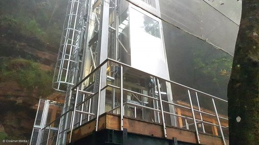 Graskop Gorge Lift Centre to boost Mpumalanga tourism