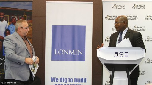 Sibanye expects Lonmin competition finality October