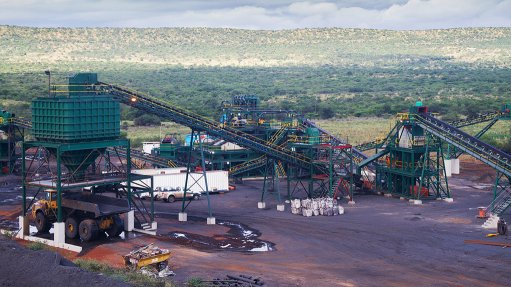 Menar, partners to develop Riversdale Anthracite Colliery in South Africa