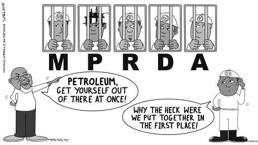 PETROLEUM'S LEGISLATIVE UNBUNDLING: